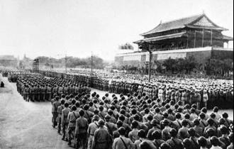 关于开国大典阅兵式,一定有你不知道的细节