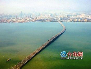 廈門300多座橋梁 架起騰飛之路
