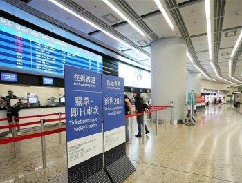 暴力重負正將香港經濟推向谷底