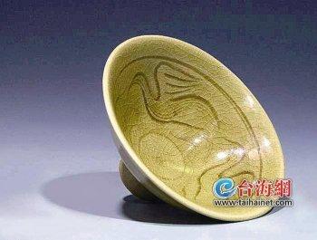 珠光青瓷:一抹枇杷黃驚艷世界