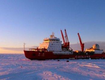中国前35次南极考察回眸
