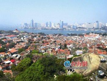 厦门:树立标杆 助力休闲旅游