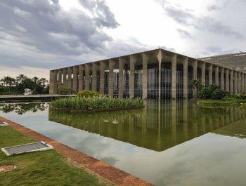 金砖会晤举办地巴西利亚