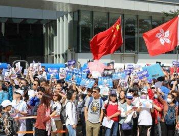 这才是真正的爱香港