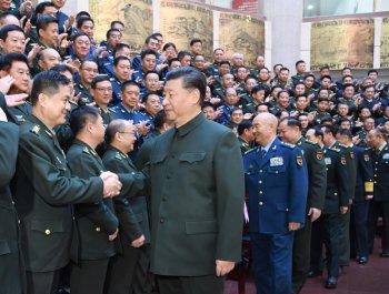 習近平在全軍院校長集訓開班式上講話