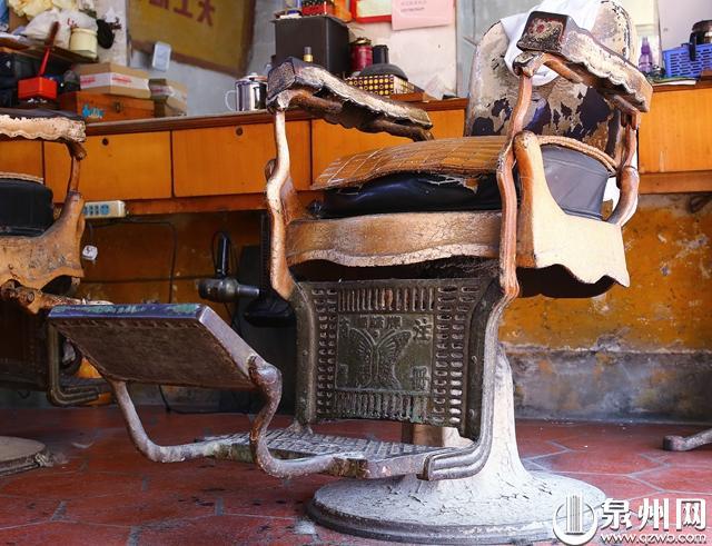 大上海理发厅:讲时髦,当年泉州人绕不开这儿