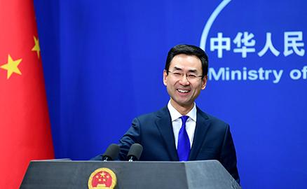 普京称俄不打算同中国建立军事同盟 外交部回应
