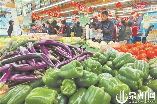 """泉州将采取重点保供猪肉市场 确保""""菜篮子""""价稳量足"""