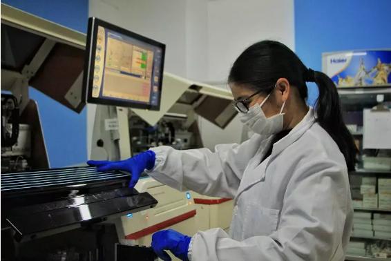 全省首个新冠病毒抗体检测试剂永城网赚盒上市!29分钟出结果!产自厦门海沧!