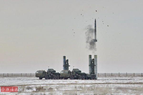 """兼具反卫星及反导功能!俄S-500防空系统将进行""""国家测试""""(5)"""