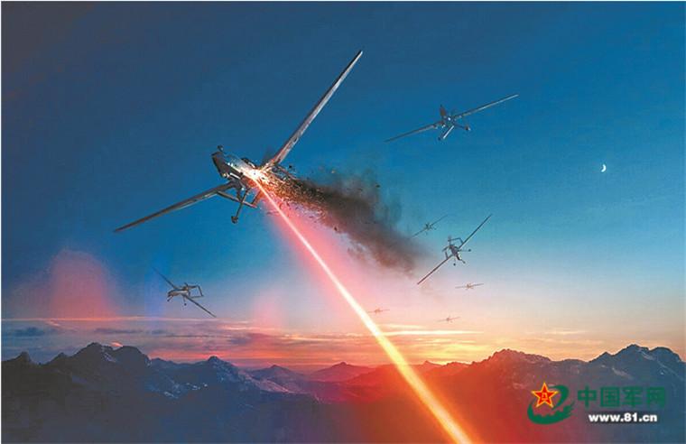 激光武器邁向高功率時代,各個軍事大國進展如何?
