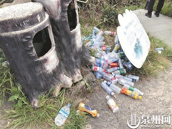 """丢弃烟头、乱扔垃圾等时有发生 不文明旅游让美景""""打了折扣"""""""