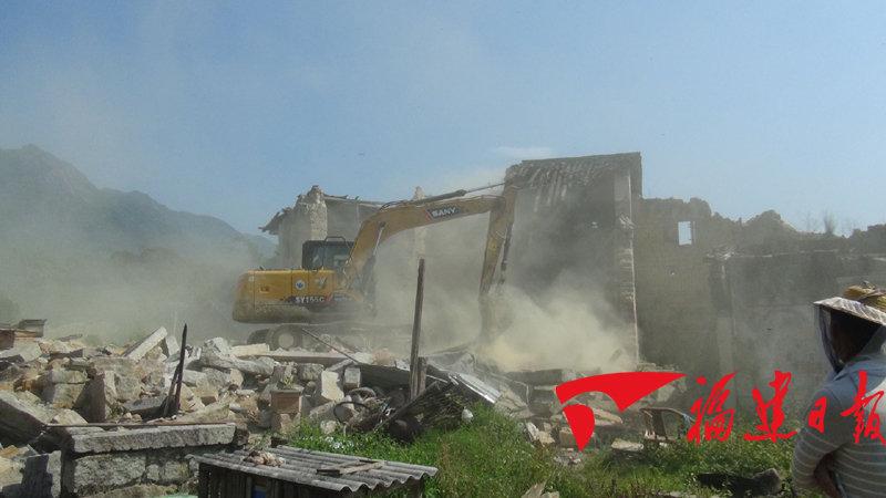 诏安红星:房屋结构安全隐患大排查