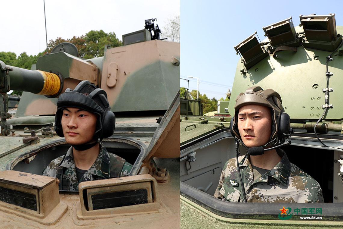 又到征兵季 来看这些双胞胎的最帅军装照【组图】