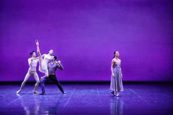 """上海芭蕾舞团时隔109天首次""""登台"""""""