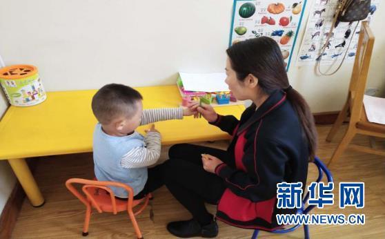 宁夏青铜峡:织密残疾人幸福生活保障网(2)