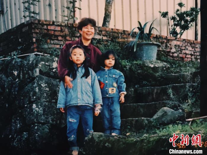 """台湾母女的大陆""""向往的生活"""""""