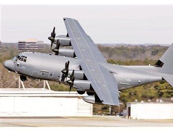 """美""""炸弹货盘""""欲将运输机变轰炸机"""
