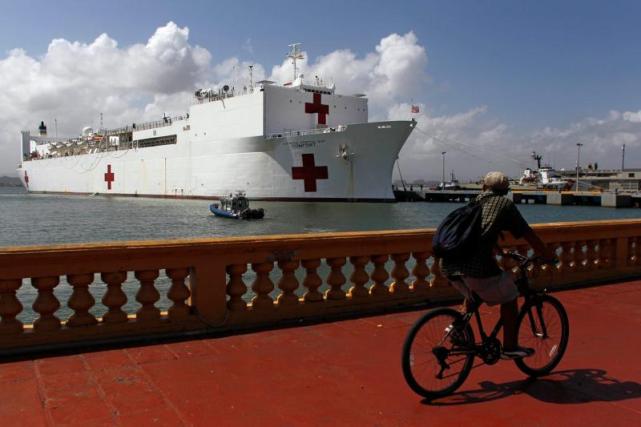 """美国会法案呼吁美军两艘""""名舰""""停靠台湾"""