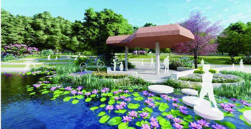 厦门思明区部分公园及道路提升改造 植被、景观等将焕然一新