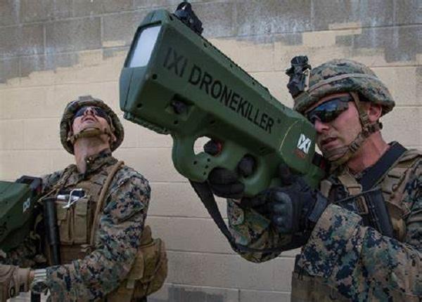 """美军为反无人机方案""""瘦身"""" 将40余个体系减少至8个"""