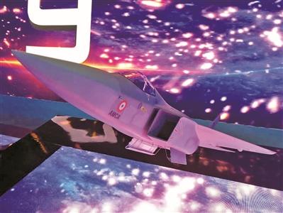 """""""4年后造出5代机""""――印度国产战机研发新动向"""