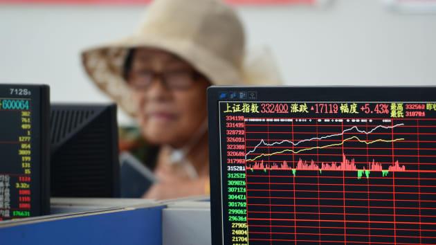 A股成交量创五年新高 海外看好中国市场(图1)