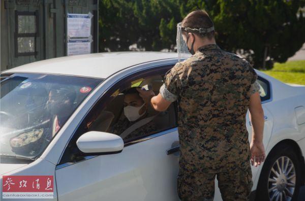 日强化驻日美军核酸检测 主动公开各基地感染人数