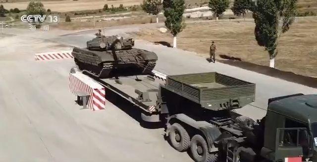 """""""国际军事比赛-2020""""开赛 中国空降兵首战告捷"""