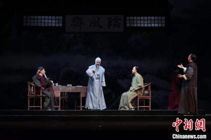 《【摩杰平台官网注册】话剧《西山烟雨》9月亮相厦门》
