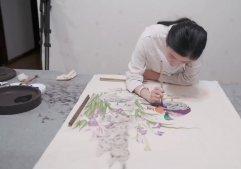台湾姑娘成都艺术拓荒之旅