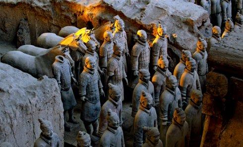 沉默的军团:秦始皇也不觉得有什么大碍帝陵之谜 遗产如何守护