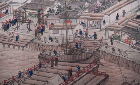 在大运河舟楫千里是怎样的体验