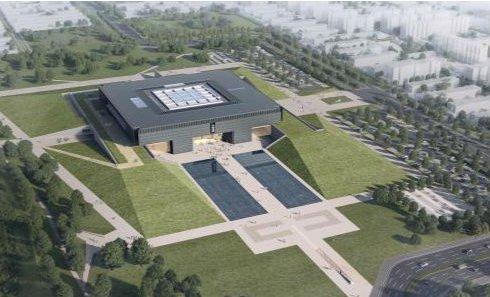 殷墟遺址博物館開建