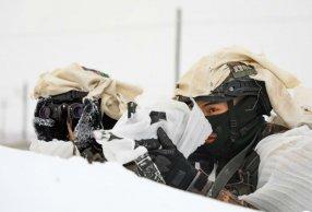 爬冰臥雪 極限訓練
