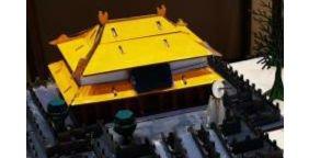 少年数字故宫作品扮靓600岁紫禁城