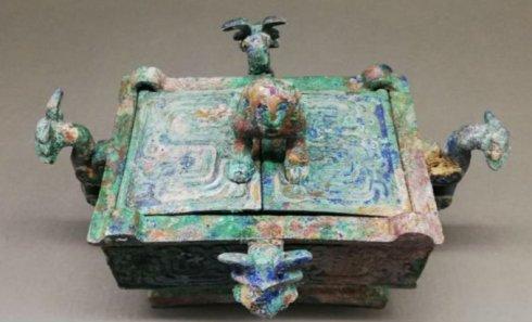 山西发现周朝王卿高级贵族墓地 出土虢国重器