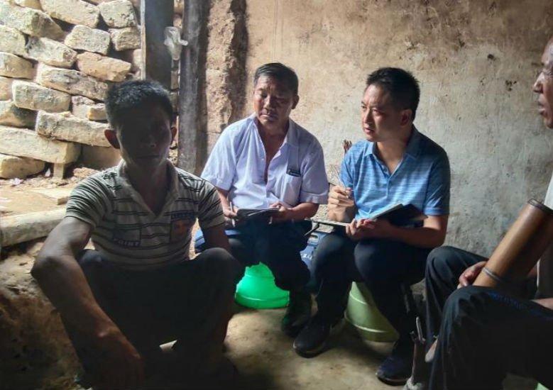 他,倒在梯田的顶端——追记云南省红河州扶贫干部吴志宏
