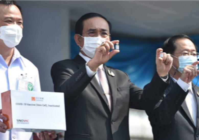 中国疫苗让微笑重回泰国