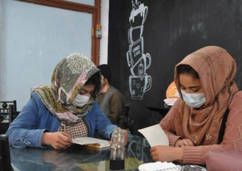 阿富汗:女性创业者的咖啡馆