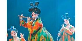 《唐宫夜宴》成爆款 千年舞韵何以走红?