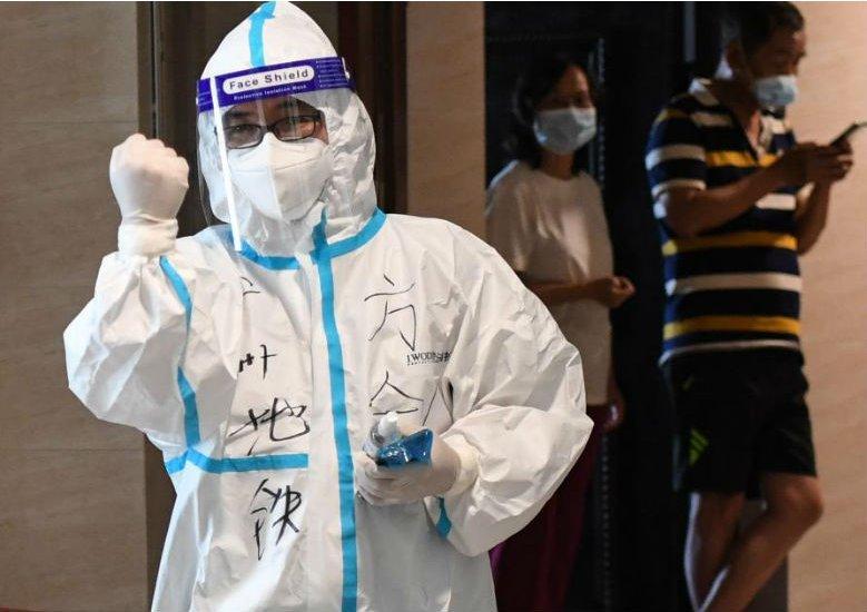 坚持就是胜利——广东疫情防控一线直击