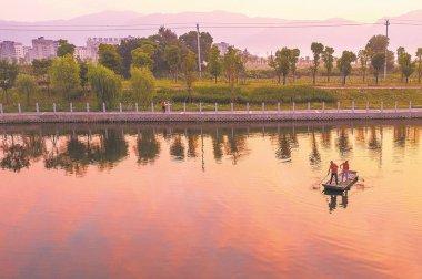 宁德霞浦:水清岸绿生态美
