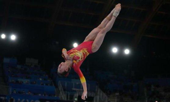 缪仲一:中国体操队打赢了东京奥运翻身仗