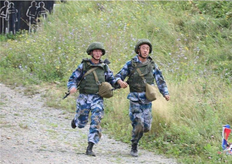 中国海军陆战队喜提第一名!精彩瞬间请您查收