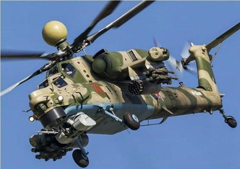 """米-28NM Vs. AH-64E:""""低空猎手""""前路几何?"""