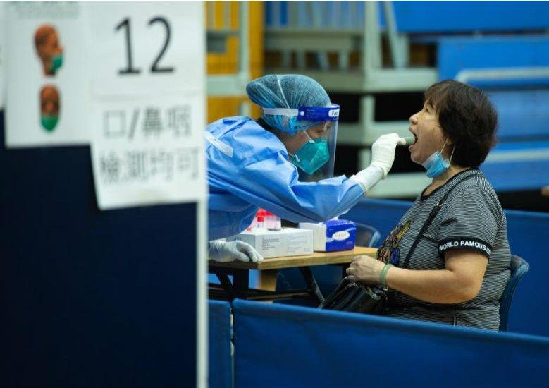 澳门再增确诊病例 启动第三次全民核酸检测
